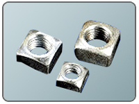 Square Nuts Manufacturer in India, Square Nuts Supplier